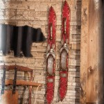 Ski Cabin Decor