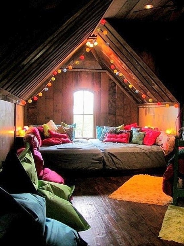 Small Cabin Decor
