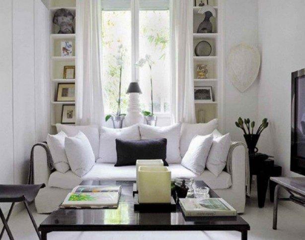 Small Living Room Ideas Pinterest