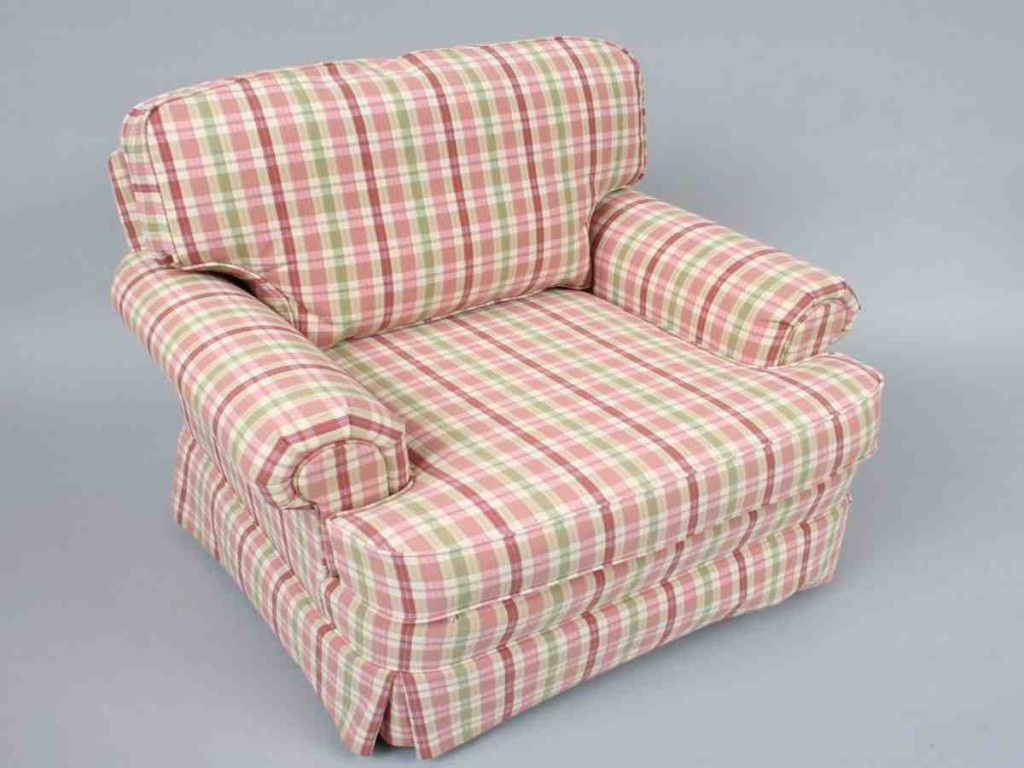 Upholstered Club Chairs