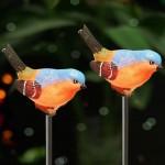 Bird Garden Stakes