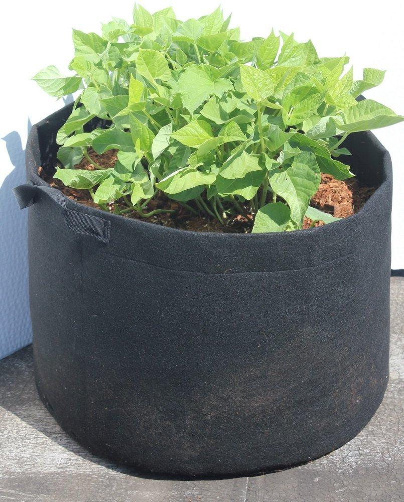 Black Grow Bags