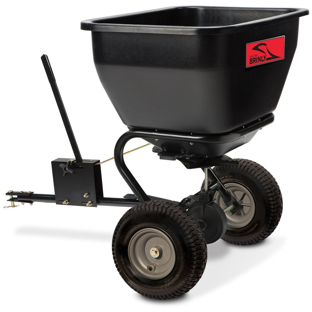 Brinly Tow Behind Broadcast Spreader