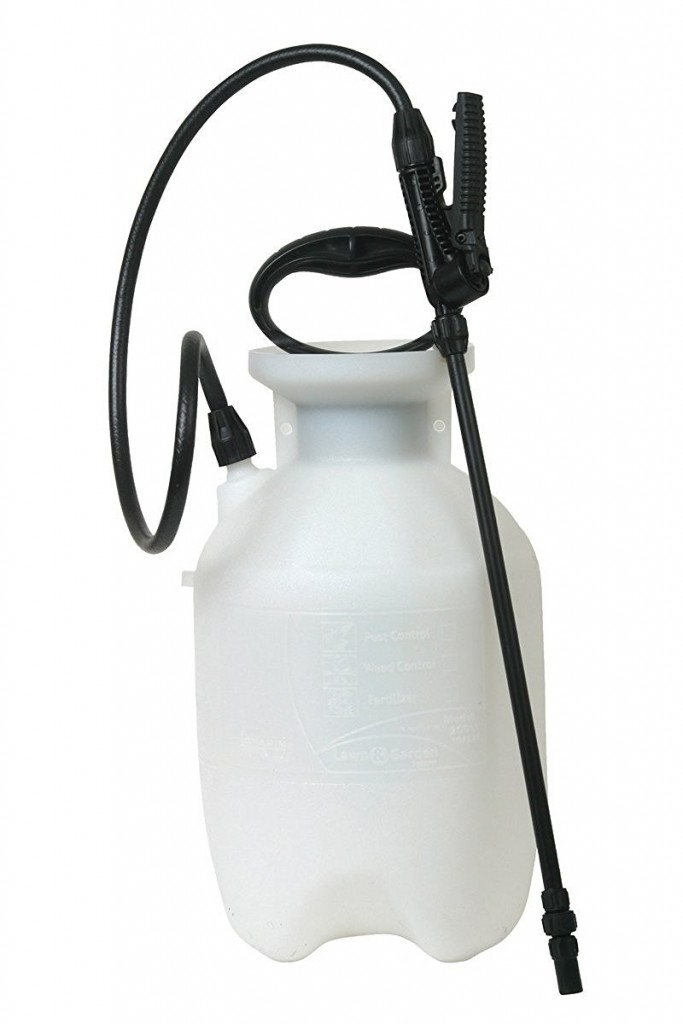 Chapin 20000 1 Gallon Lawn And Garden Sprayer