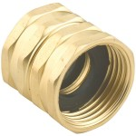 Double Female Hose Connector