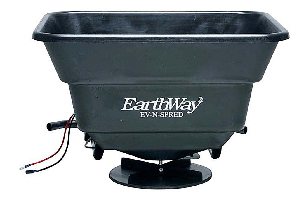 Electric Fertilizer Spreader