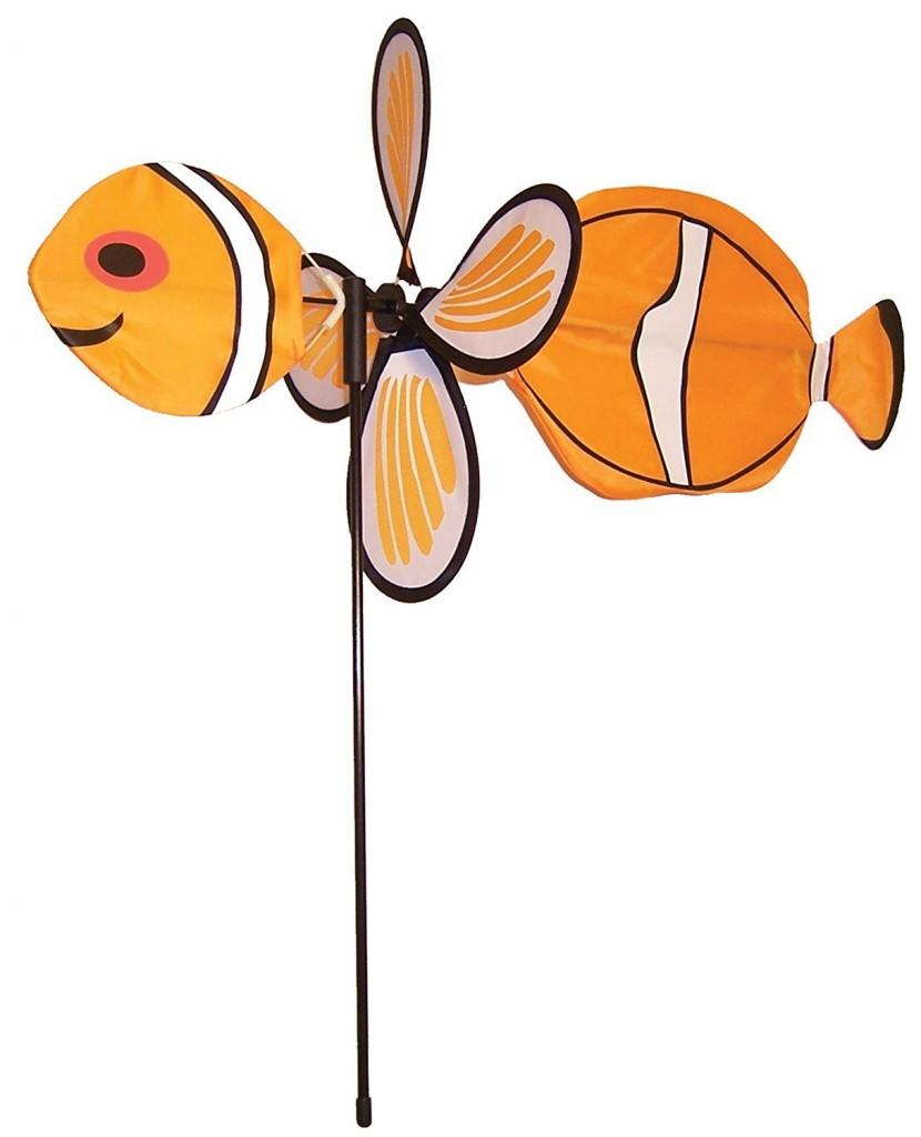 Fish Garden Stakes