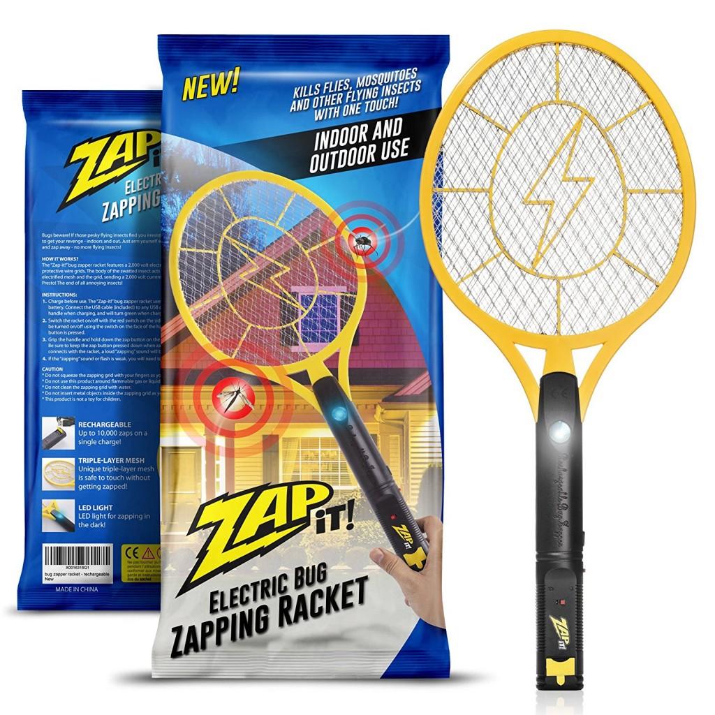 Fly Swatter Zapper