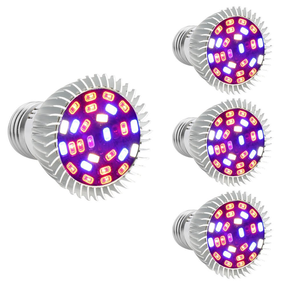 Full Spectrum Led Grow Light Bulbs