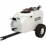 Garden Tractor Sprayer