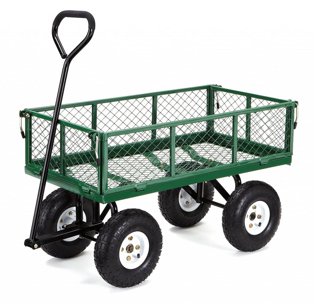 Gorilla Garden Cart