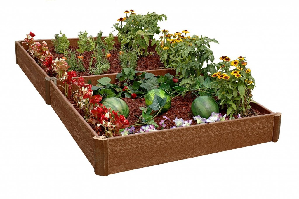 Greenland Gardener Raised Bed Garden Kit