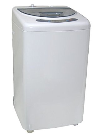 Haier Hlp21n 6.6 Pound Pulsator Wash With Stainless Steel Tub