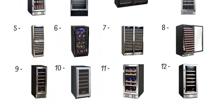 13 Best Built In Wine Cooler