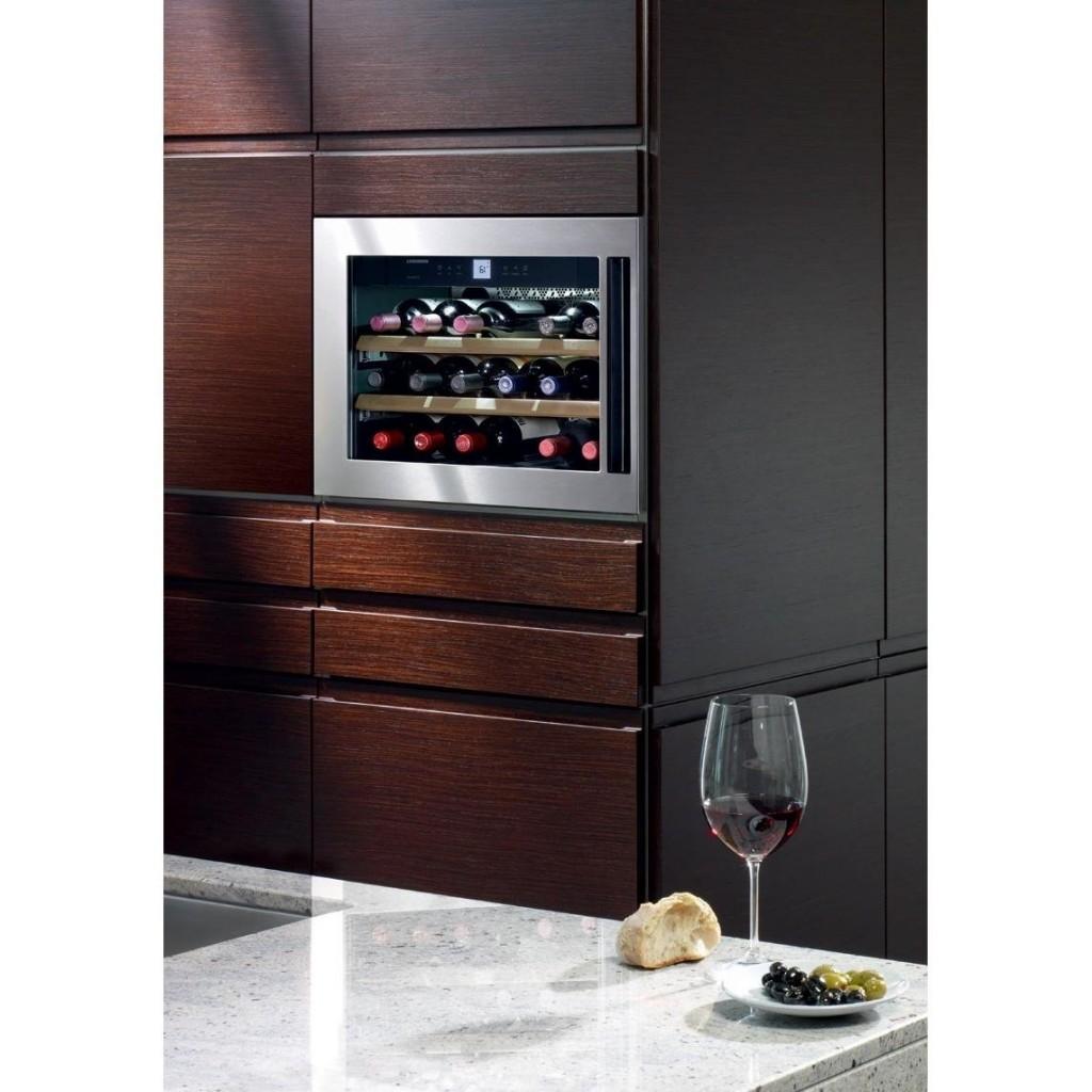 18 Built In Wine Cooler