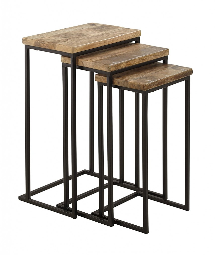 3 Piece End Tables
