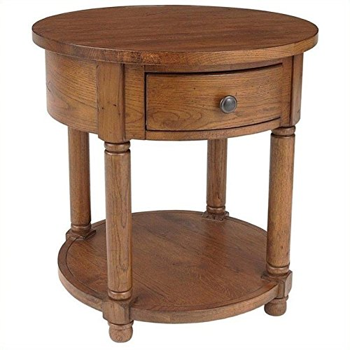Broyhill Attic Heirlooms Round End Table