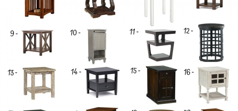 End Table Under 200