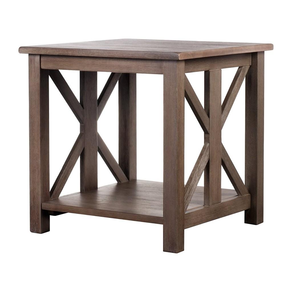 Farmhouse End Table