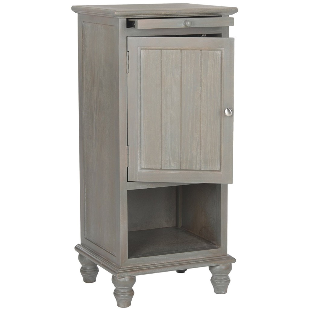 Grey End Table