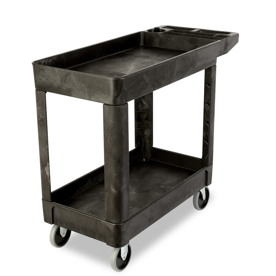 Alera Industrial Kitchen Carts At Lowes Com: Best Metal Rolling Utility Carts & Trucks With Wheels