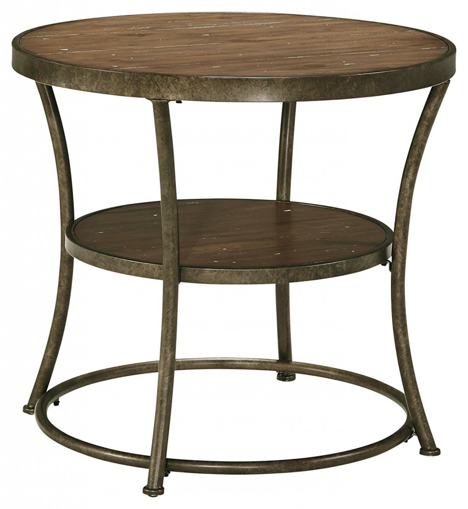 Vintage End Table By Ashley