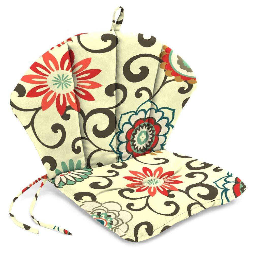 Barrel Back Chair Cushions