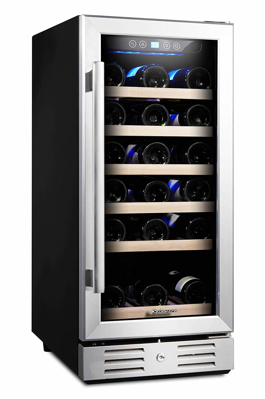 garage lighting ideas interior - Built In Wine Cooler Decor IdeasDecor Ideas