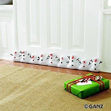 Christmas Door Draft Stopper