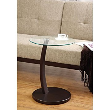 Circle End Table