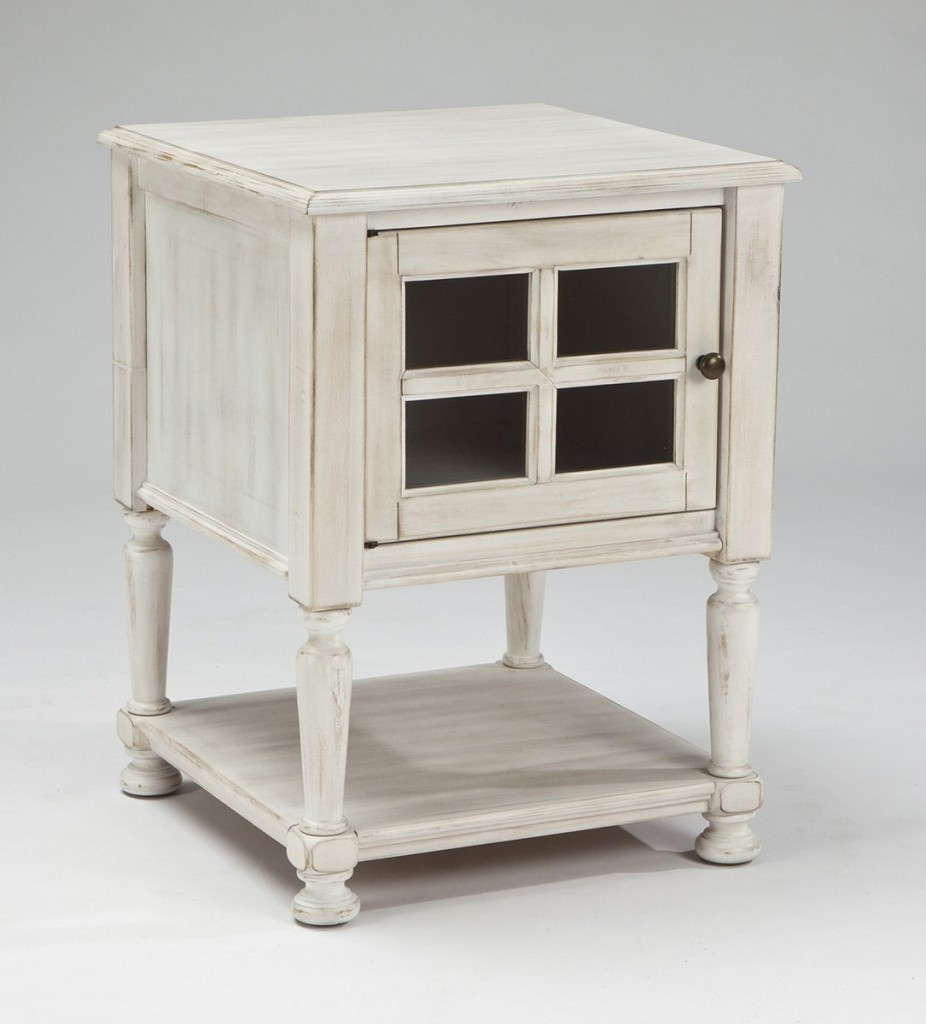 Cottage Style End Tables