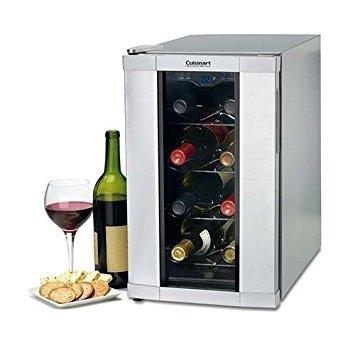 Cuisinart 8 Bottle Wine Cooler