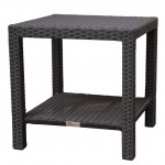Dark Brown End Table