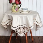End Table Covers