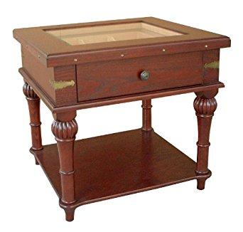 End Table Humidor
