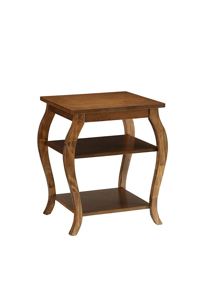 End Table Size