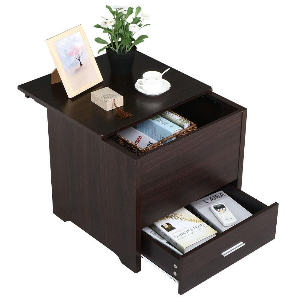 End Tables With Storage
