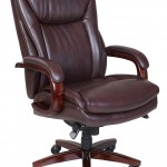 Executive Leather Desk Chair