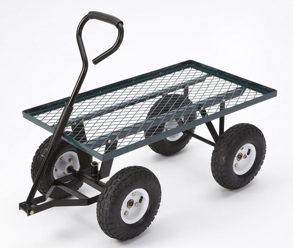 Flatbed Utility Cart