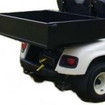 Golf Cart Utility Bed