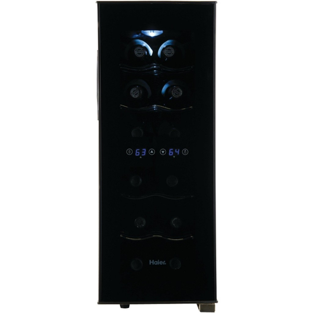 Haier 12 Bottle Wine Cooler