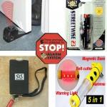 Home Defense Door Stopper