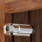 How To Install Door Hinge Stopper