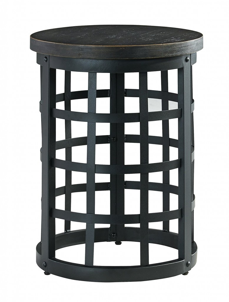 Iron End Tables