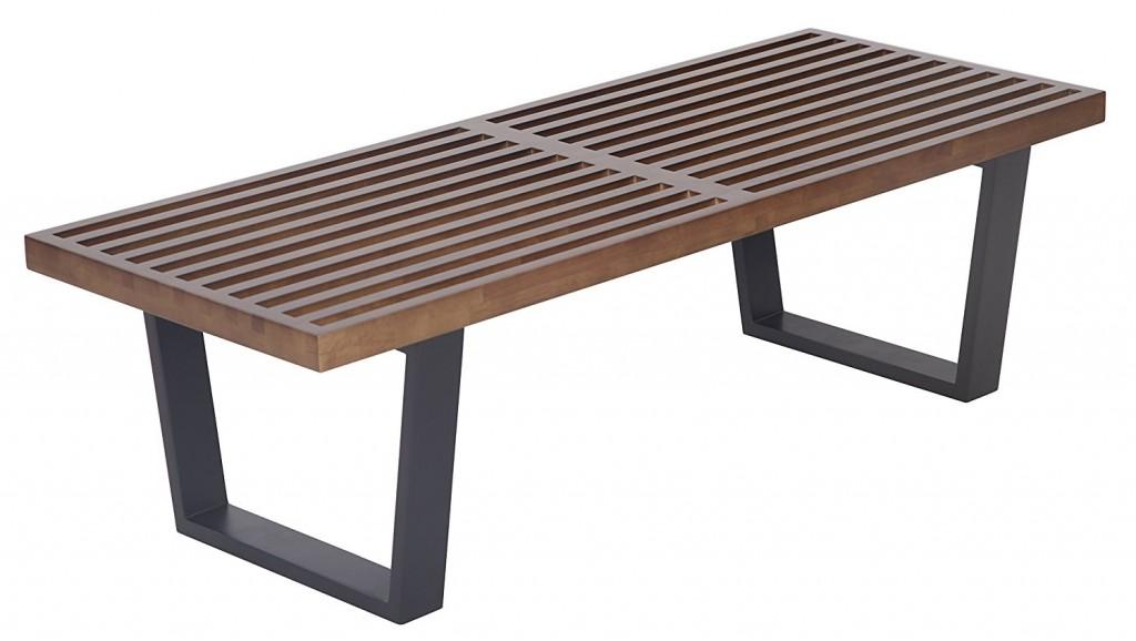Locker End Table