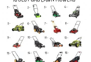 16 Best Gas Lawn Mower