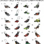 24 Best Self Propelled Lawn Mower