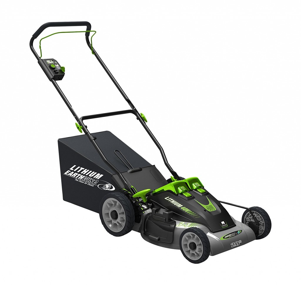 Amazon Electric Lawn Mower