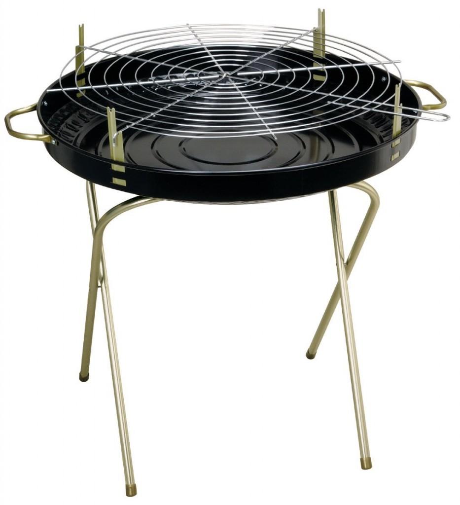 Cast Iron Hibachi Charcoal Grill