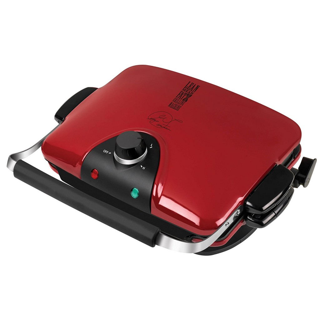George Foreman Grill Removable Plates